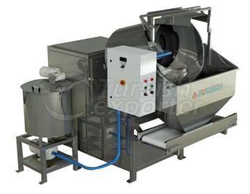 Semi Automatic  Nut Salting Machine