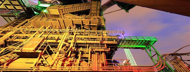 Endüstriyel Tesisler