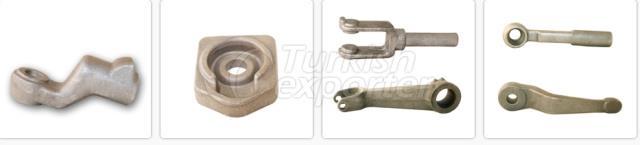 Çelik Dövme Ürünler