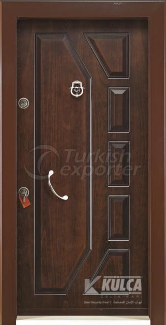 E-8000 (Panel Steel Door )