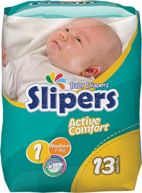 Couches de bébé slipers -75874