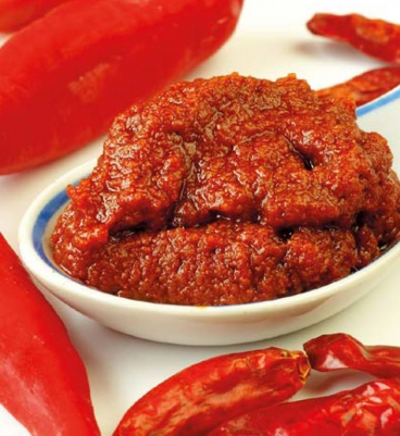 Sweet Red Pepper Paste