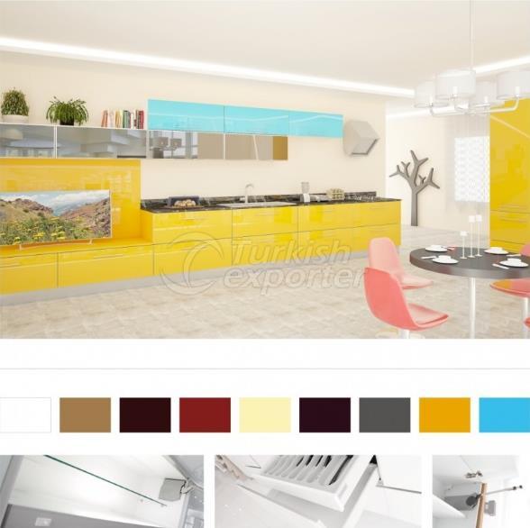 Kitchen Furniture-Decoration Lama