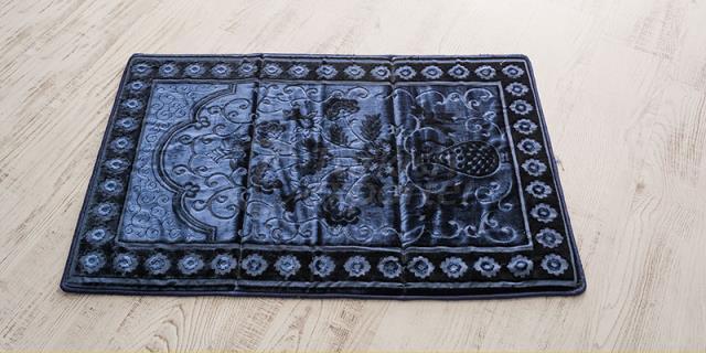 Tapis de prière et tapis de prière orthopédiques