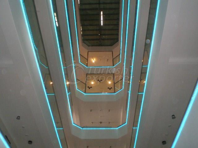 Illuminated Railing IH02