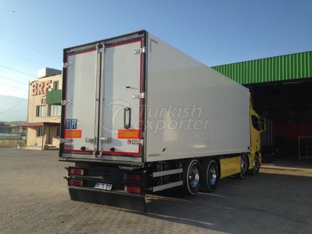Тело грузовика