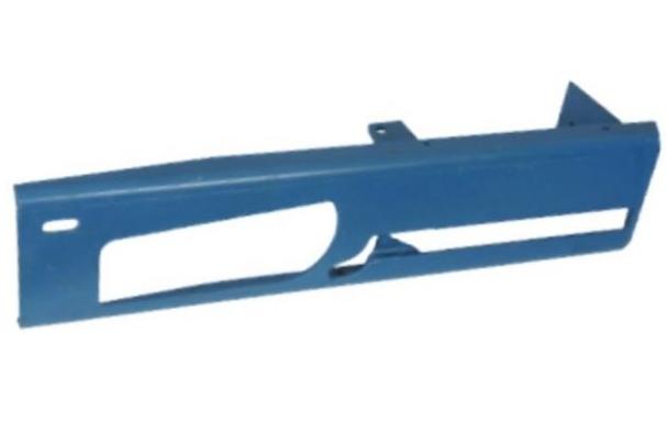 Shuttle Mechanism Of Protective Iron