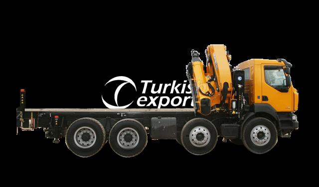 Grúas de pluma articulada -ASK TK65