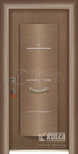 (Exclusive Steel Door) Z-9023