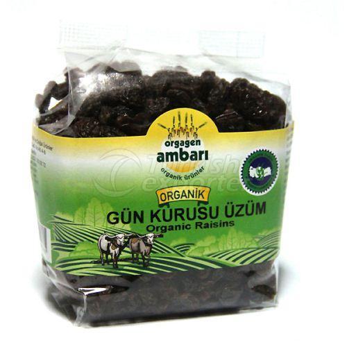 Organic Sun Dried Raisin 250