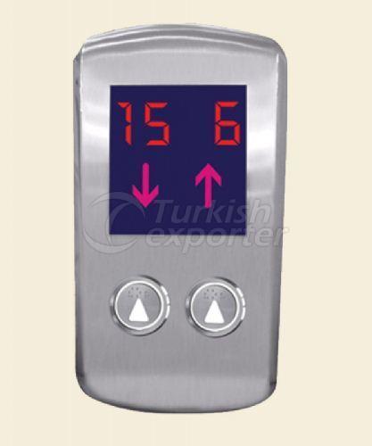 Elevator Button XCT282