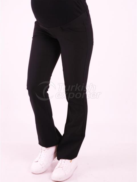 Linen Maternity Pants