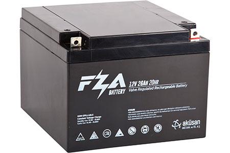 Solar Batteries FZA 26-12