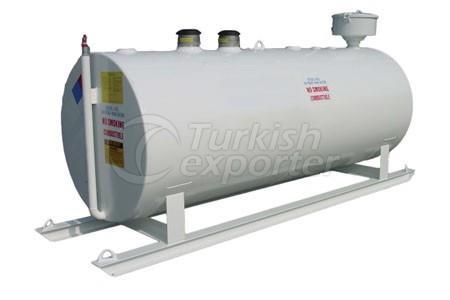 Tanques de almacenamiento de combustible