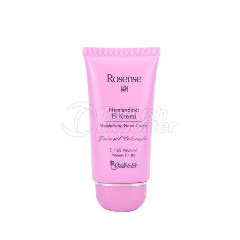 Hand Cream with Rose Oil Extract