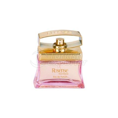 Rosense Woman Perfume with Rose Oil Extract