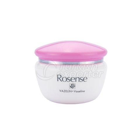 Vaseline with Rose Oil Extract