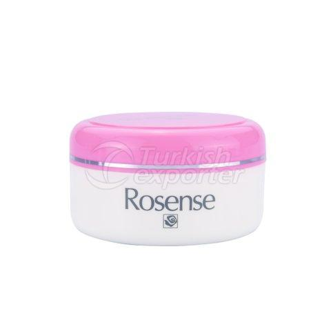 Body Cream with Rose Oil Extract
