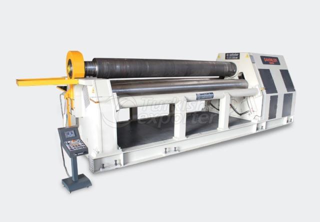 4 Rolls Plate Bending Machine - 4R HSS
