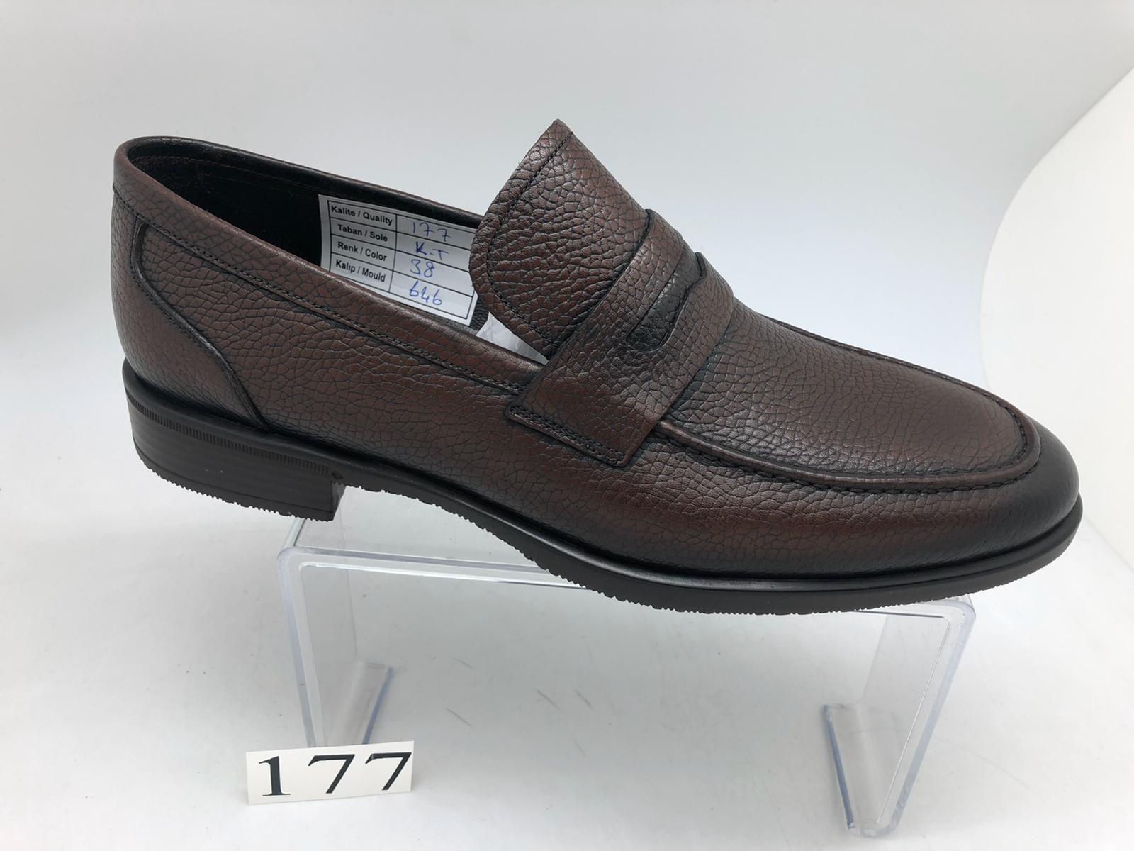177 Kauçuk Taban Esnek ayakkabı