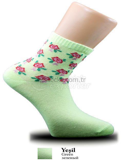 Women Socks M0B0101-0076