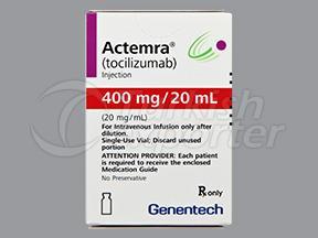 ACTEMRA 400 MG/10 ML -1- VIAL