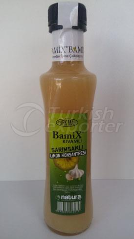Lemon Concentrate With Garlic