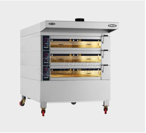 Electrical Deck Oven EKF 120x200