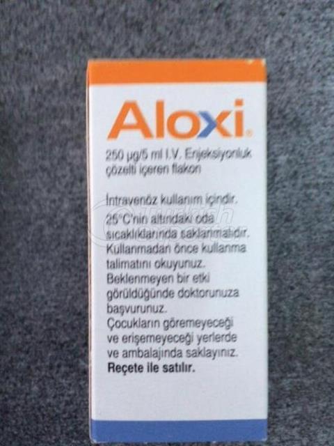 ALOXI 250 MCG