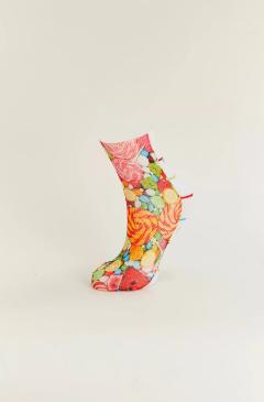 Digitally Printed Socks