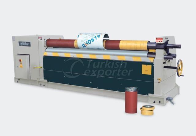 3 Rolls Plate Bending Machine - MRM-S