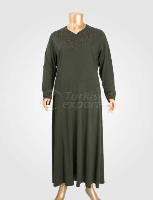 6075 BATTAL DRESS