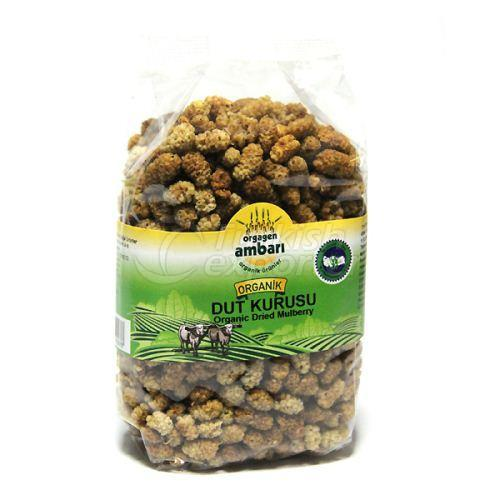 Organic Dried Mulberry 250