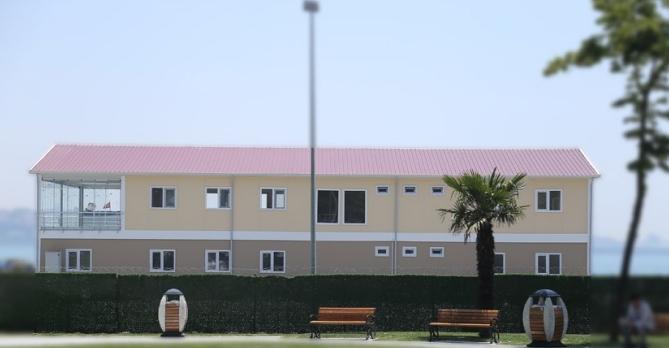 Prefabricated Buildings Marti Project