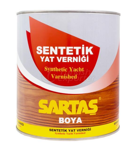 Sartas Synthetic Yacht Varnish