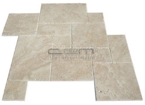 Chiseled Edge Pattern CEM-FPCE-01
