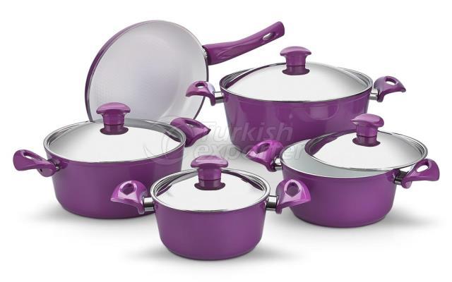 Ceramic Saucepan Sets