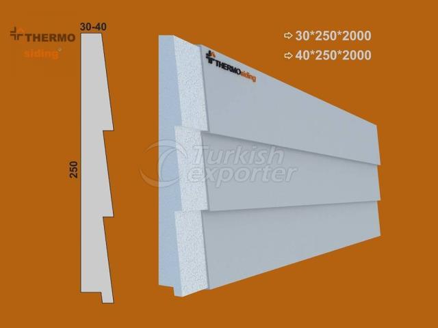Facade Weatherboarding Yb03
