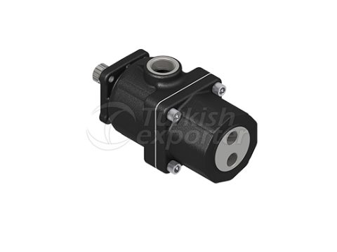 Iso Celal Twin Pump