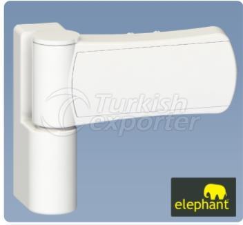 Elephant Door Hinge