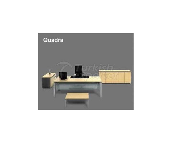 Executive Table Quadra