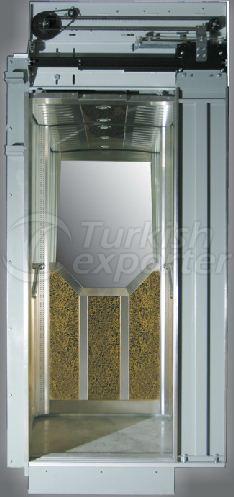 İnsan Asansörleri - Frontoza