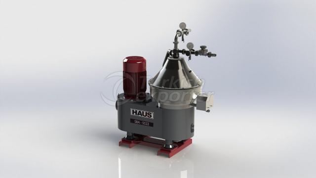 Séparateur d'huile d'olive SBA-5522