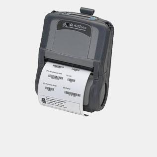 Barcode Printer Zebra P4T