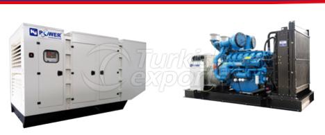 Diesel Generators -KJP1385