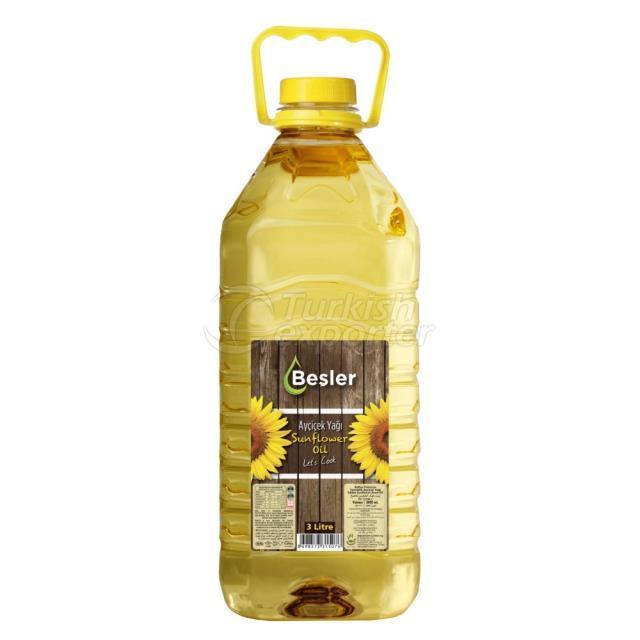 Sunflower Oil 3lt