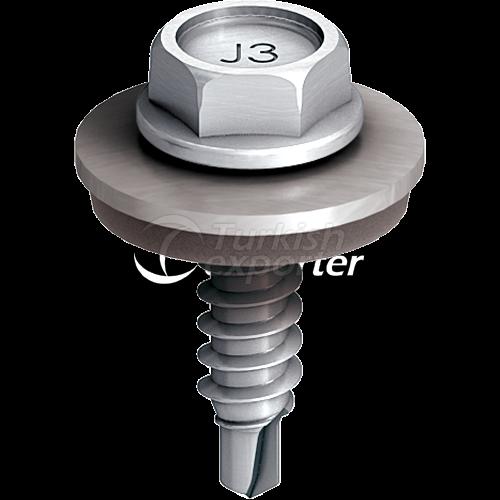 Самонарезной винт - JT3-2H-4.8
