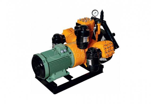 UC102 10200 Lt Electrical Compressor