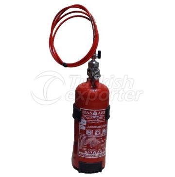 Fire Extinguish Equipments