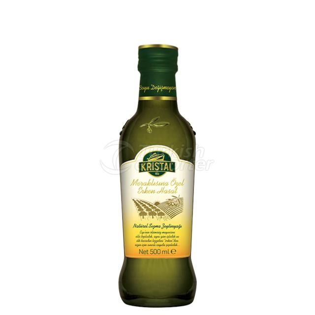 Extra Virgin Olive Oil – Early Harvest